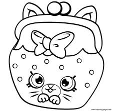 Free Shopkins Coloring Pages New Shopkins Coloring Sheets To Print