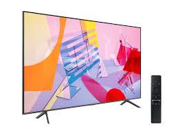 TV SAMSUNG 75 QE75Q60T UHD QLED IA V100 ...