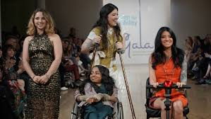 Bernadette Designer Anna Sui Brought Color And Whimsy To The Cerebral Palsy
