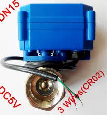 ᗕ1 2 mini electric valve 3 wires(cr02), dc5v motorized valve ss304 LG Mini Split Systems at Lg 3 Wire Harness Mini Sit