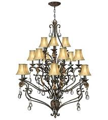 hinkley lighting chandelier veranda light in casa