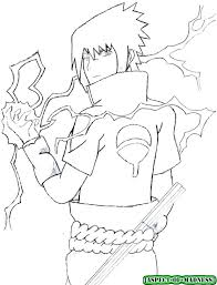 Sasuke Coloring Pages Coloring Pages And Sheets Find Your Favorite