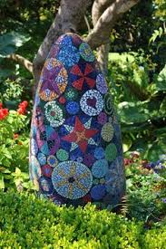 garden mosaics. Contemporary Garden Mosaic Garden Inspiration Blooming Photography April 2012 And Mosaics E