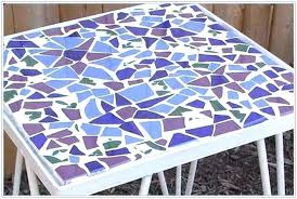 diy mosaic tile table top mosaic table top ideas mosaic tile table top tiles home decorating diy mosaic tile