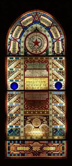 historic sam houston state university stained glass window rises from the ashes abc13 com