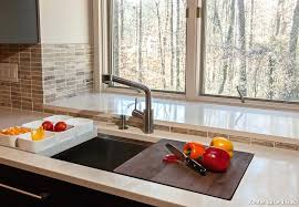 astounding sink with cuisine kohler whitehaven sink cutting board