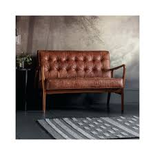 2 seater leather sofa gallery brown 2 leather sofa tufted detailing 2 seater black leather sofa