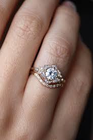 Unique Diamond Wedding Rings
