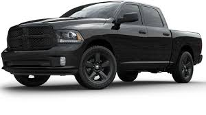 Drive On: New Ram Black pickup goes truck noir
