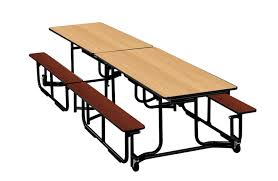 school lunch table. Uniframe Bench Seating Cafeteria Tables School Lunch Table