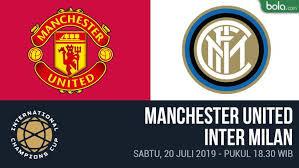Mu masih terpaku di posisi kedua dengan raihan 67 angka. Man U Vs Inter Milan Singapore