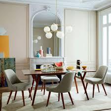 dining room sets uk. mid-century expandable dining table - walnut room sets uk