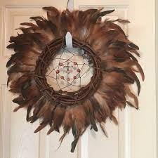 juju hat african tribal decoration