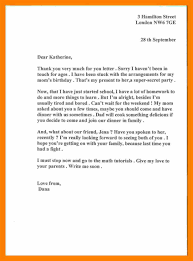 Informal Letter Template - April.onthemarch.co
