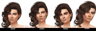 Softness Skin + Marianne Sim Model at S4 Models » Sims 4 Updates