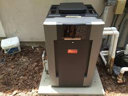 gas pool heater heat an above ground pool