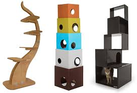 Banish the Ugly Beige Carpet Check Out These Cool Cat Trees Catster