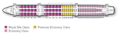 Airbus A340 500 Seating Chart Flying On Borrowed Time Thai A340 500 Airliners Net