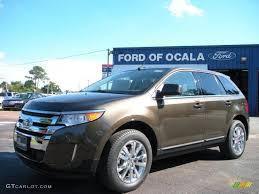2011 Earth Metallic Ford Edge Limited #38169603   GTCarLot.com ...