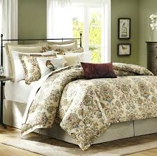 harbor house bedding canada paisley comforter