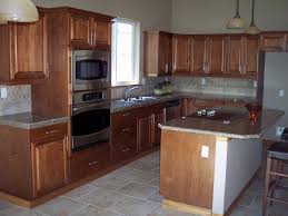 Rustic Beech Cabinets Building A Home Cabinets