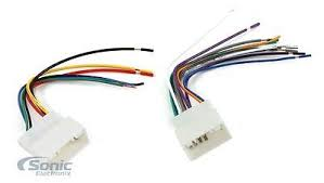 aftermarket harnesses wire harnesses installation products car metra 70 7304 wiring harness for select 2010 up kia hyundai vehicles