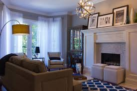 Transitional Living Room Design Transitional Living Room Interior Design Project Chicago Design
