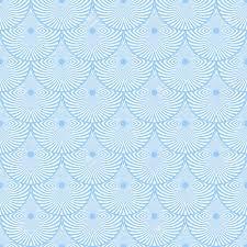 Naadloze Blauw Behang Schilferige Decoratief Patroon Vector Kunst