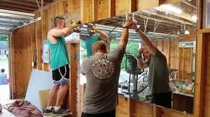 best home or garage gym mirrors