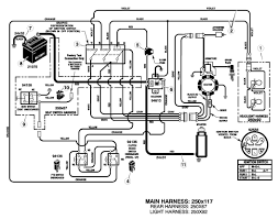 haier service manuals and parts 425001x8b lawn tractor 2004 wiring diagram