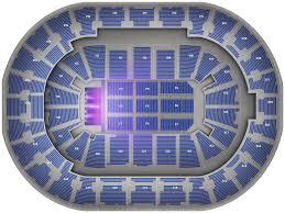 Hd Bok Center Tulsa Seating Chart Rows Transparent Png Image