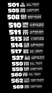 57 Complete Denizen Jeans Size Chart