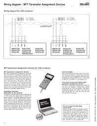 fillable online wiring diagram mft parameter assignment devices fill online