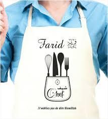79 Modèle Tablier De Cuisine Personnalisé