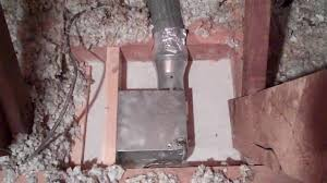 A New Bath Exhaust With No Insulation The Home Energy Detective - Insulating a bathroom
