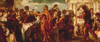 the marriage at cana paolo veronese wikiart org The Wedding At Cana Painting By Paolo Veronese the marriage at cana paolo veronese Paolo Veronese Inquisition