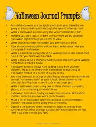 halloween writing prompts for middle and high school halloween writing prompts for middle and high school
