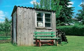 Streichen sie ihr gartenhaus mit naturfarben. Gartenhaus Streichen So Geht S Richtig Mein Schoner Garten