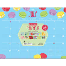 August Theme Calendar Tf Publishing 19 8024a July 2018 June 2019 Monthly Theme