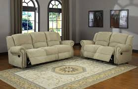 beige reclining sofa. Contemporary Reclining Homelegance Quinn Reclining Sofa Set  Olive Beige Chenille To
