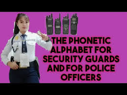 The international phonetic alphabet (ipa) is a system where each symbol is associated with a particular english sound. Alpha Bravo Charlie The Phonetic Alphabet For Security Guards And For Police Officer Youtube