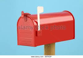 closed mailbox. US Mailbox - Stock Image Closed R