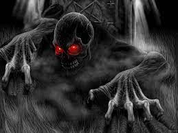 graveyard ghost ...