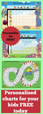 Free Reward Charts For Kids Parenting And Family Stuff