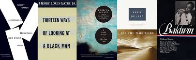 from dillard to baldwin of the best essay collections to now books