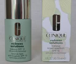 new clinique redness solutions makeup broad spectrum spf 15 all colors ebay