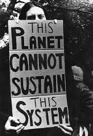 Image result for radical destroy capitalism to save the planet