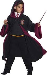 Charades Costume Size Chart Child Deluxe Gryffindor Student Costume L