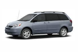 2005 Toyota Sienna Information