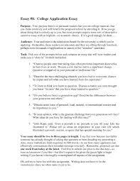 essays the college life grants
